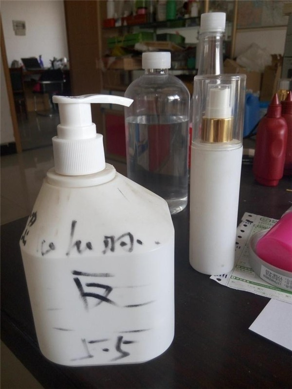 500毫升方形洗手液瓶