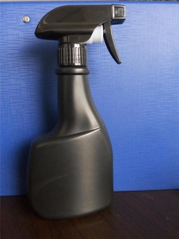 400毫升瓶pe黑色 喷枪塑料瓶